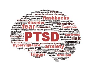 We treat post traumatic trauma & Emotional Wounds