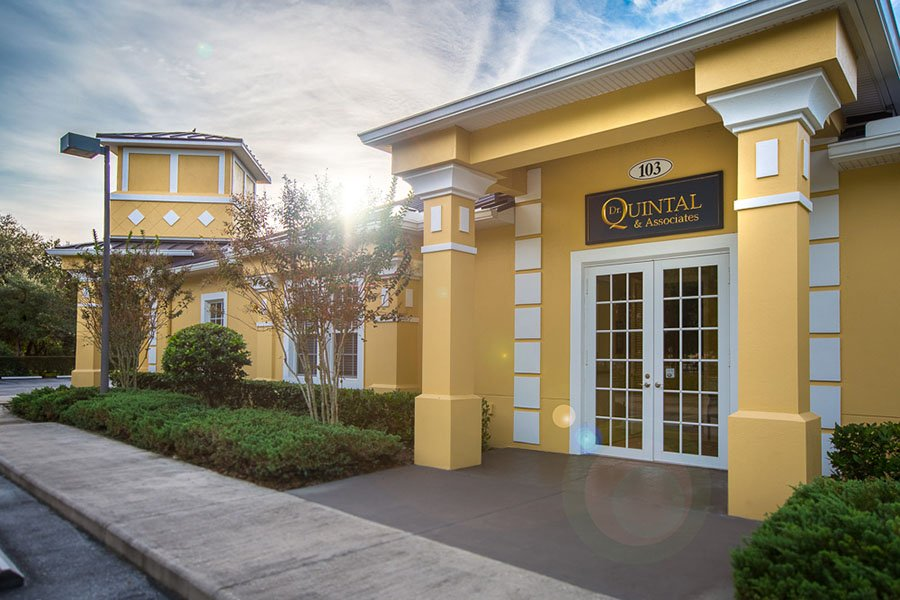 Dr. Quintal & Associates Office Front View