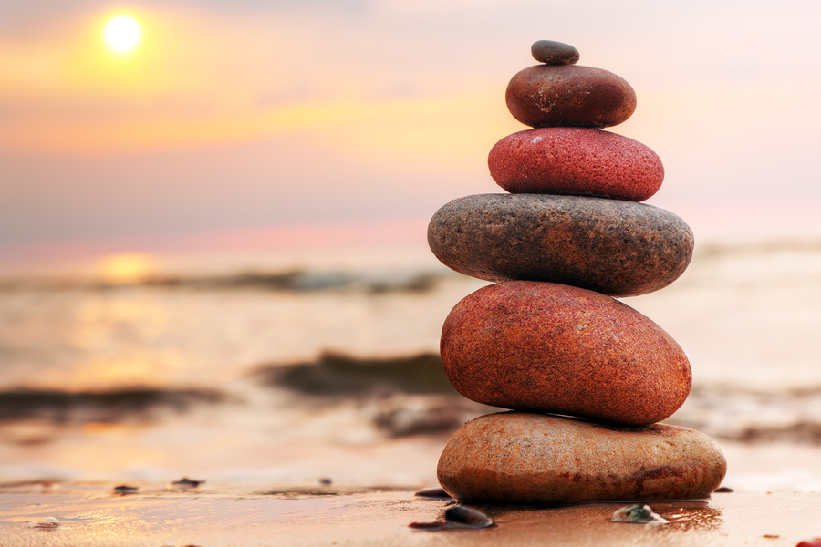 Restoring balance to your hectic life